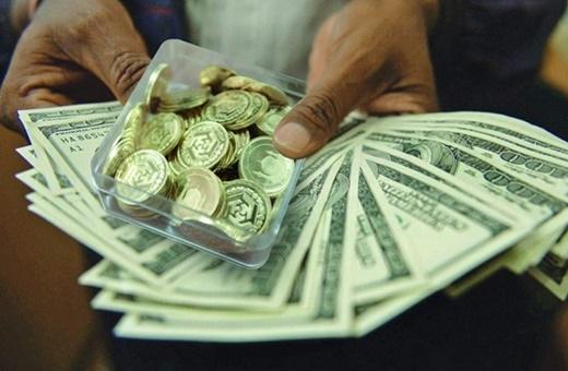 الاکلنگ قیمتها در بازار طلا و ارز/ سکه ۴ هزار تومان ارزان شد