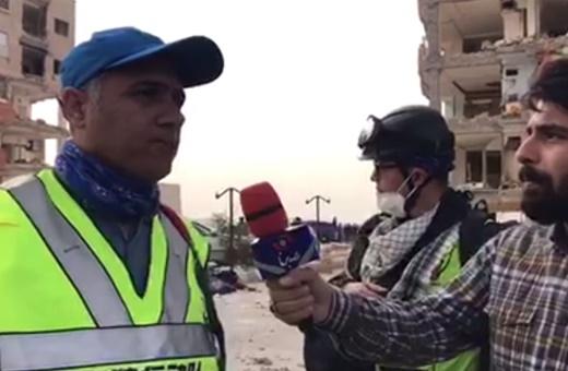 فیلم | نظر مهندسین چینی درباره علت تخریب گسترده در مسکن مهر سرپلذهاب