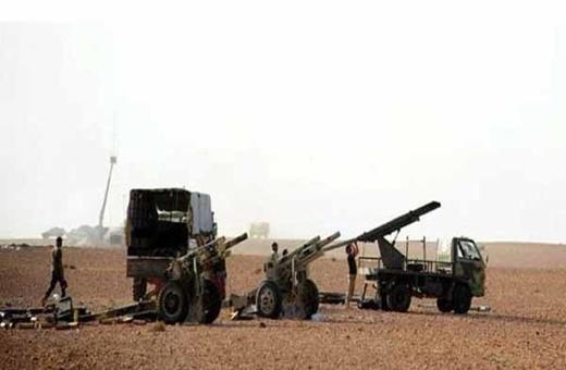 فیلم | پیشروی نیروهای زینبیون در شهر البوکمال سوریه با فرماندهی سردار سلیمانی