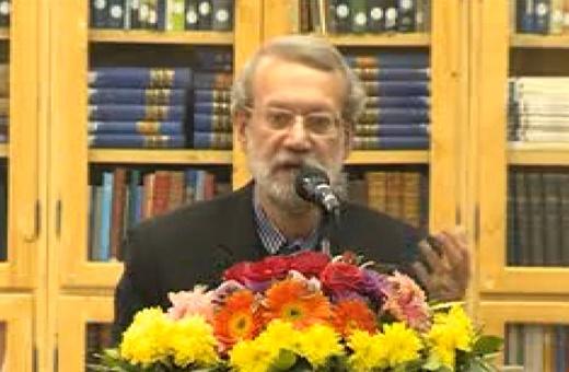 فیلم | لاریجانی: تا سازمان سنجش هست مشکل دانشگاهها حل نمیشود