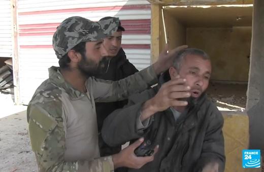 فیلم | پاکسازی آخرین مقر داعش در سوریه