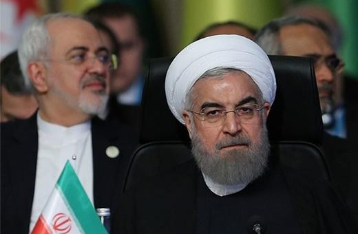فیلم | روحانی در نشست سهجانبه: اکنون پایههای اصلی داعش فرو ریخته است