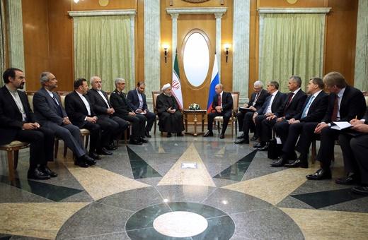 روحانی: نقض برجام به نفع هیچ یک از طرفهای مذاکره نیست