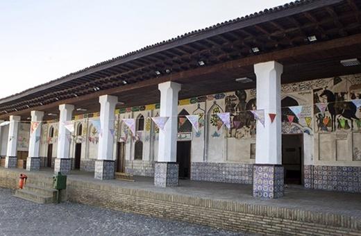 فیلم | مسجدی که به نام «چهار پادشاه» شهرت دارد