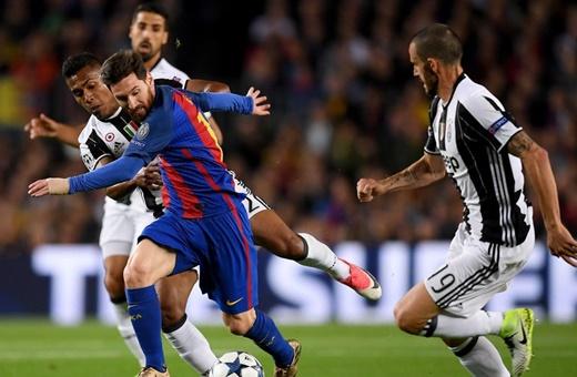 لیگ قهرمانان اروپا؛ تساوی بارسا و یووه در شب آتش بازی پاریسنژرمن