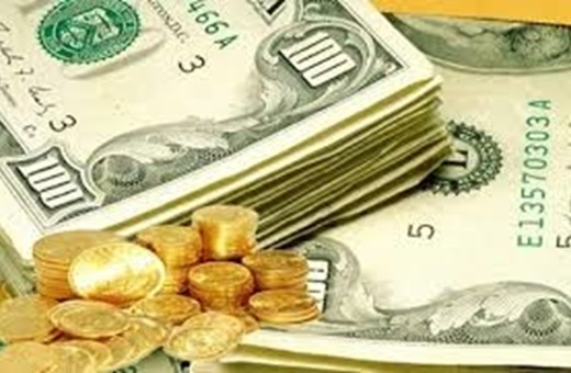 دلار همچنان در مدار صعود/سکه گران شد