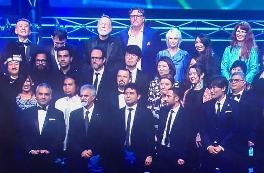 جوایز یازدهمین دوره آسیاپاسیفک در دستان برگزیدگان/ شروع اعطای جایزهها