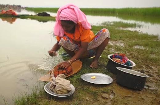 فیلم | روایت پناهجویان روهینگیا از آنچه در میانمار بر آنها گذشته است