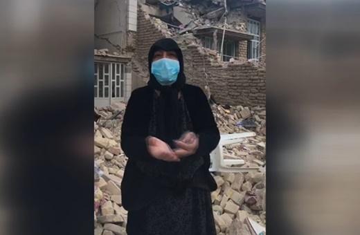 فیلم | روایت یکی از ساکنان سرپلذهاب از غارت خانهاش در روزهای پس از زلزله