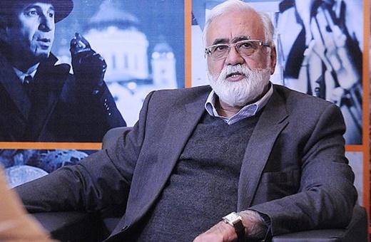 غلامرضا موسوی: واژه فیلمسوزی یک شوخی است