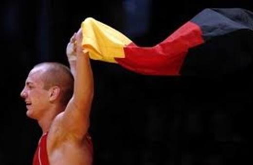پست اینستاگرامی قهرمان آلمانی کشتی فرنگی برای زلزلهزدههای کرمانشاه