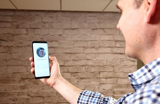 گلکسی اس ۹ مجهز به اسکنرپیشرفته عنبیه چشم و فناوری چهرهشناس