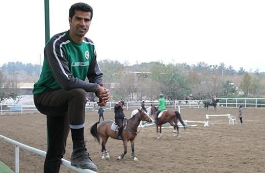 تصویری از تازهترین حضور ورزشکاران در کرمانشاه