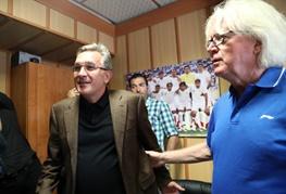 وینفرد شفر,برانکو ایوانکوویچ,باشگاه استقلال,باشگاه پرسپولیس