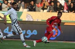باشگاه پدیده مشهد,باشگاه پرسپولیس