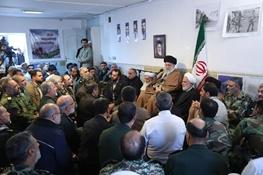 استان کرمانشاه,آیتالله خامنهای رهبر معظم انقلاب,زلزله