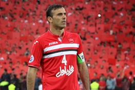 جلال حسینی,باشگاه پرسپولیس