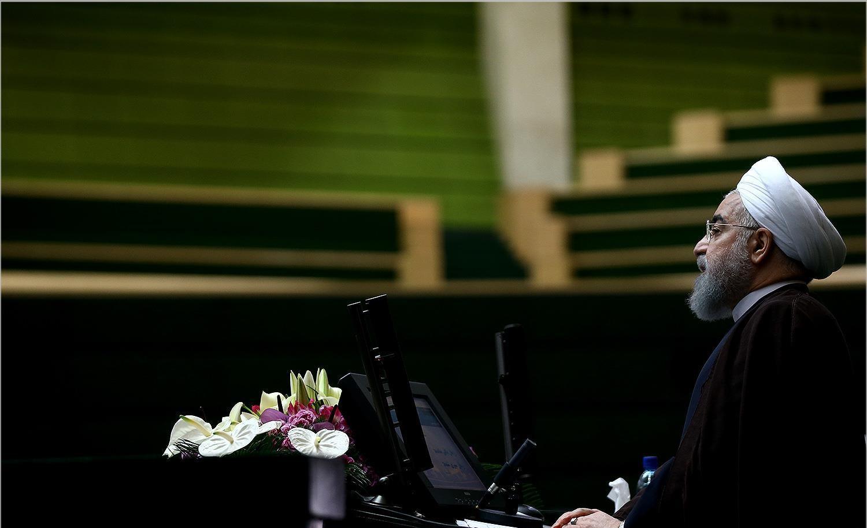 رونمایی روحانی از روش جدید دولت در بودجهنویسی لایحه سال ۹۷/ بودجههای گذشته ردیف اندر ردیف بود/۱