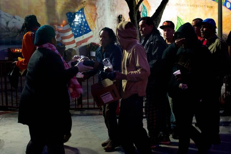 تصاویر | رکورد جدید بیخانمانهای آمریکایی