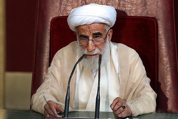 فیلم | واکنش آیتالله جنتی به اقدامات اخیر احمدینژاد