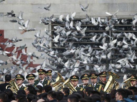 تصاویر | هشتادمین سالگرد اشغال خونین پایتخت سابق چین توسط ژاپنیها