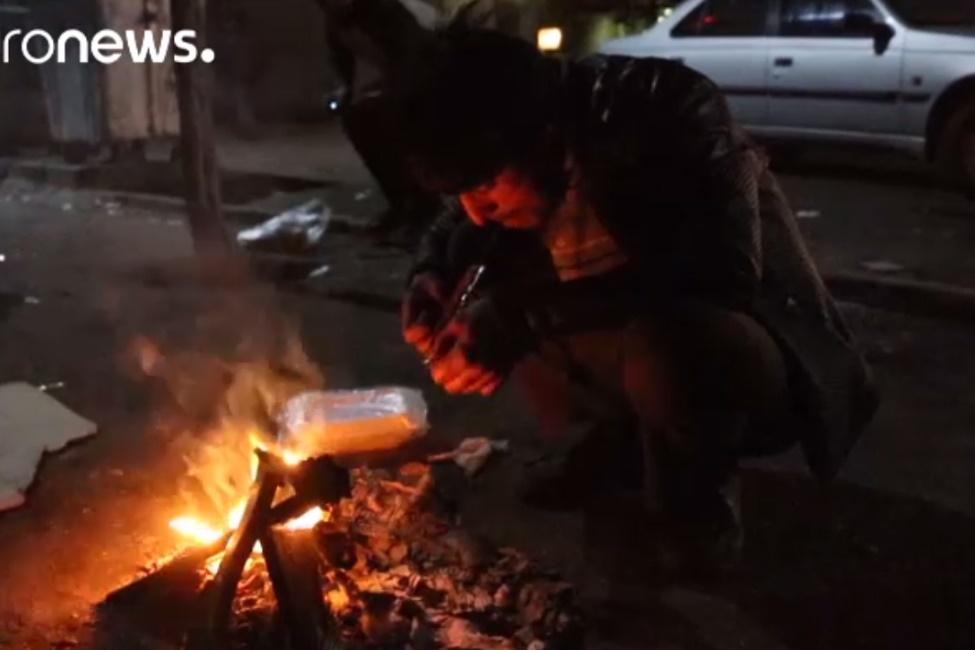فیلم | روایت یک رسانه خارجی از اعتیاد و کارتنخوابی در پایتخت