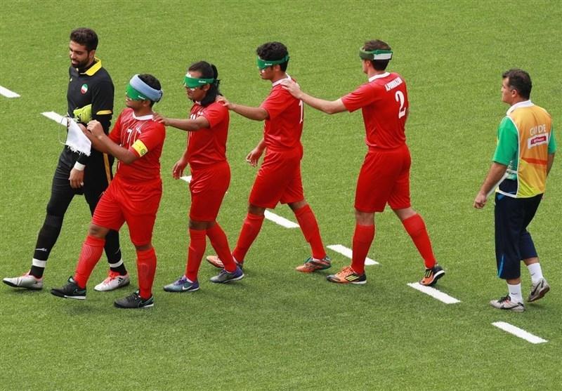 تیم فوتبال پنج نفره ایران با صعود به فینال سهمیه جام جهانی گرفت