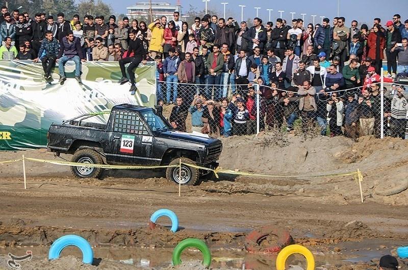 تصاویر | مسابقات دودیفرانسیل قهرمانی کشور در رودسر