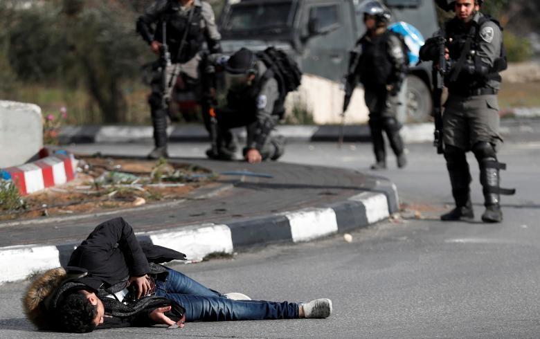 تصاویر | تظاهرات خونین در فلسطین | از تهدید خبرنگار صداوسیما تا شهادت معترض معلول
