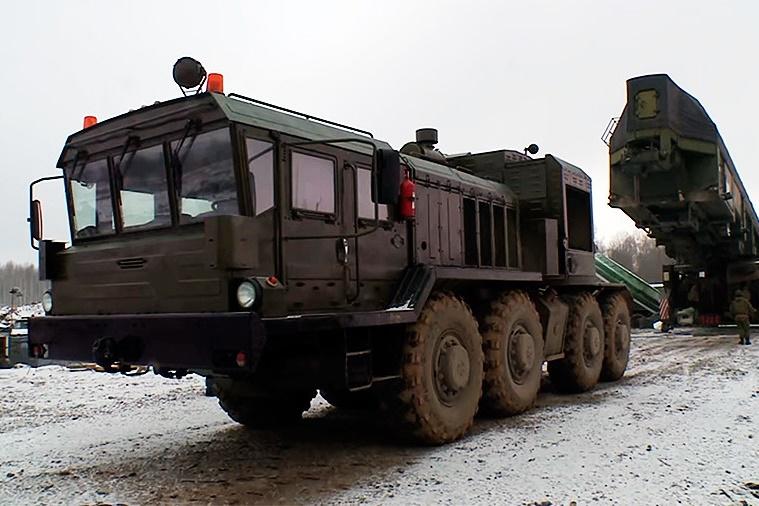 فیلم   موشک قارهپیمای ۵.۵ تنی ارتش روسیه را ببینید