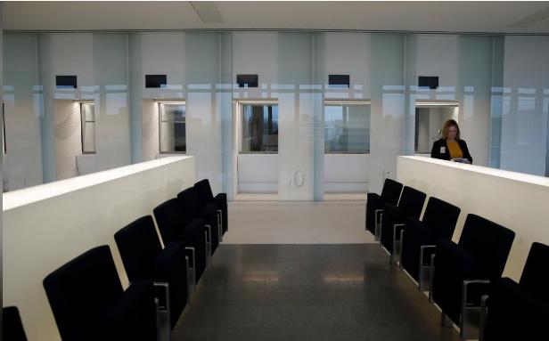 تصاویر | پرهزینهترین سفارتخانه جهان که در لندن ساخته شد