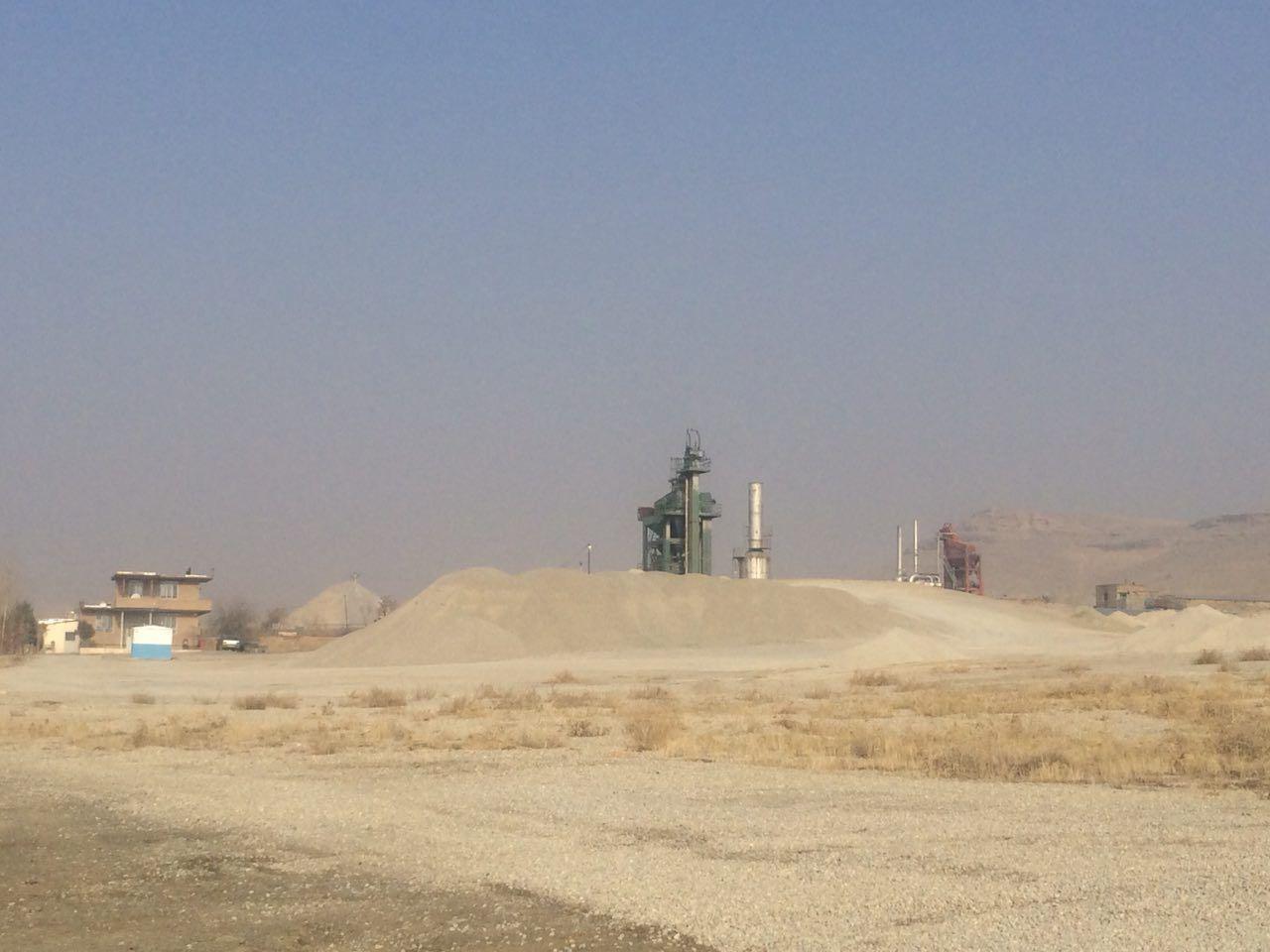 تعطیلی کارخانههای آسفالت ارومیه بهخاطر آلودگی هوا/ بیست و سی: تعطیل نیست!
