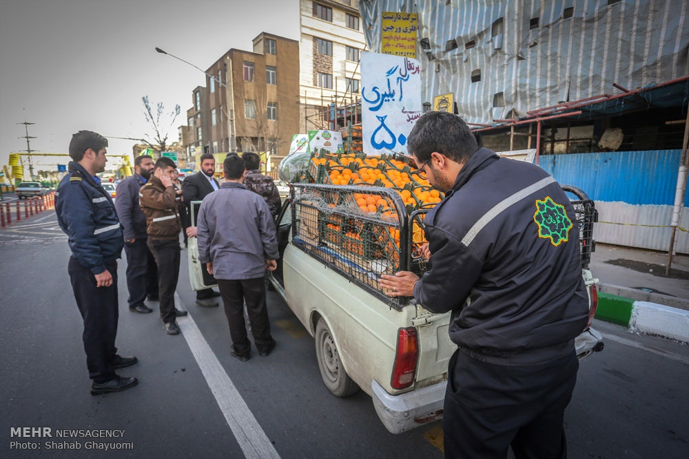 شهرداری تهران به وانتبارهای دورهگرد اخطار داد: باید آسایش شهروندان تامین شود