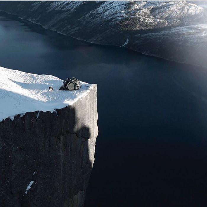 تصاویر | خطرناکترین مکانهای دنیا برای استراحت!