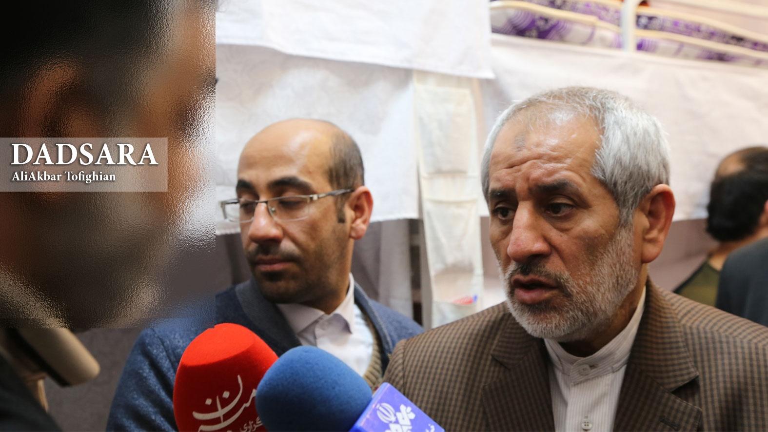 بازدید سرزده دادستان از اوین/ ملاقات با محکومان امنیتی/ بدرفتاری ماموران گزارش نشد/ عکس