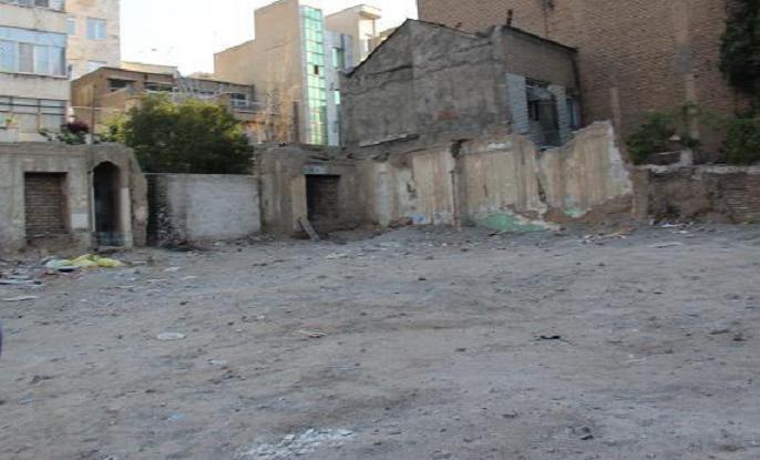 تبدیل فضاهای بیدفاع قلب تهران به محلی برای کاهش مشکلات محله