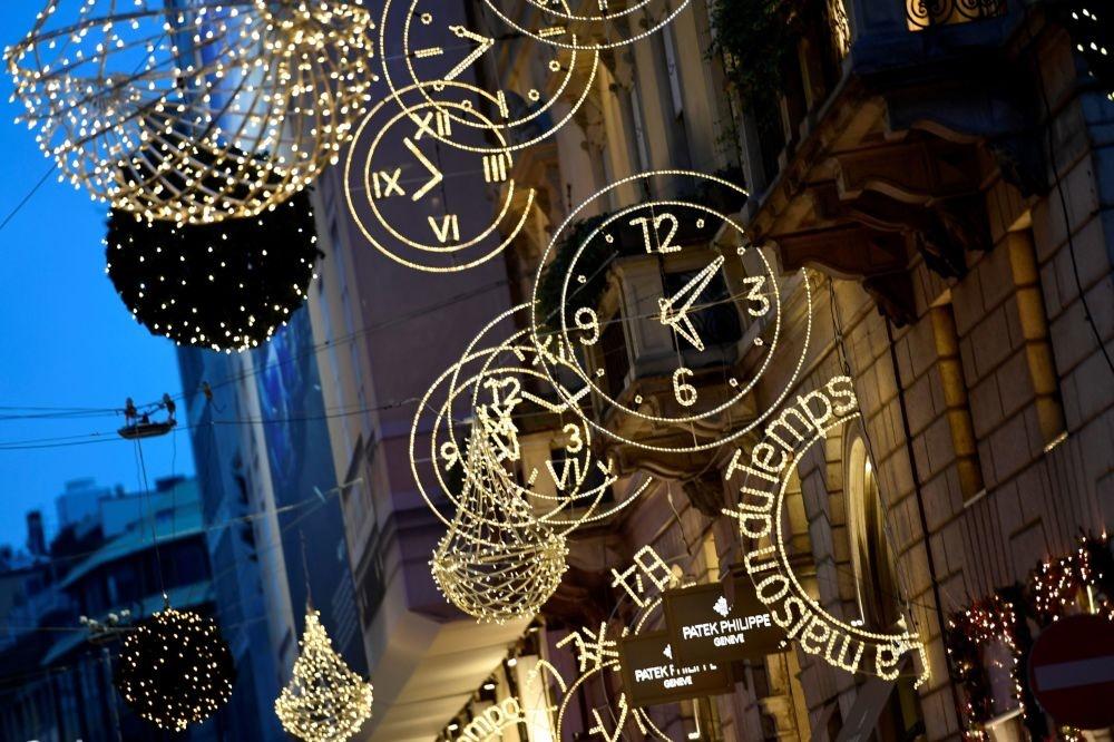 تصاویر | شب زیبای کریسمس در نقاط مختلف دنیا