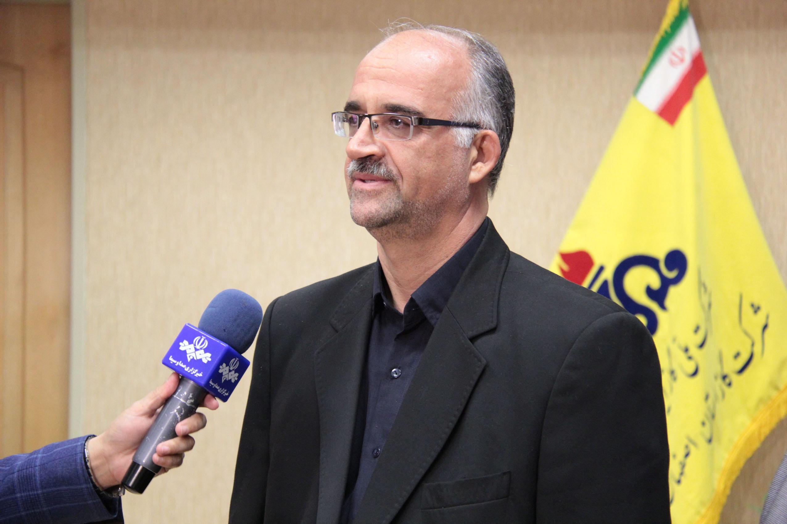 انجام بیش از 50 پروژه پژوهشی در شرکت گاز استان اصفهان