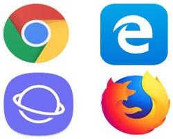 سریعترین مرورگرموبایل کدام است؛ کروم؟ فایرفاکس؟ اِج یا سامسونگ؟