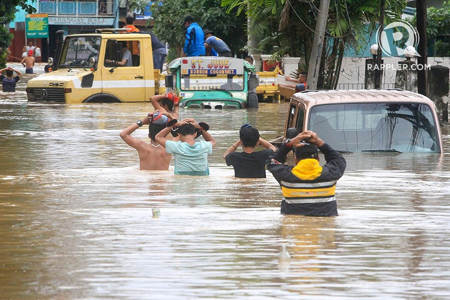 فیلم | فیلیپین؛ دو روز پس از طوفان سهمگین «تمبین»