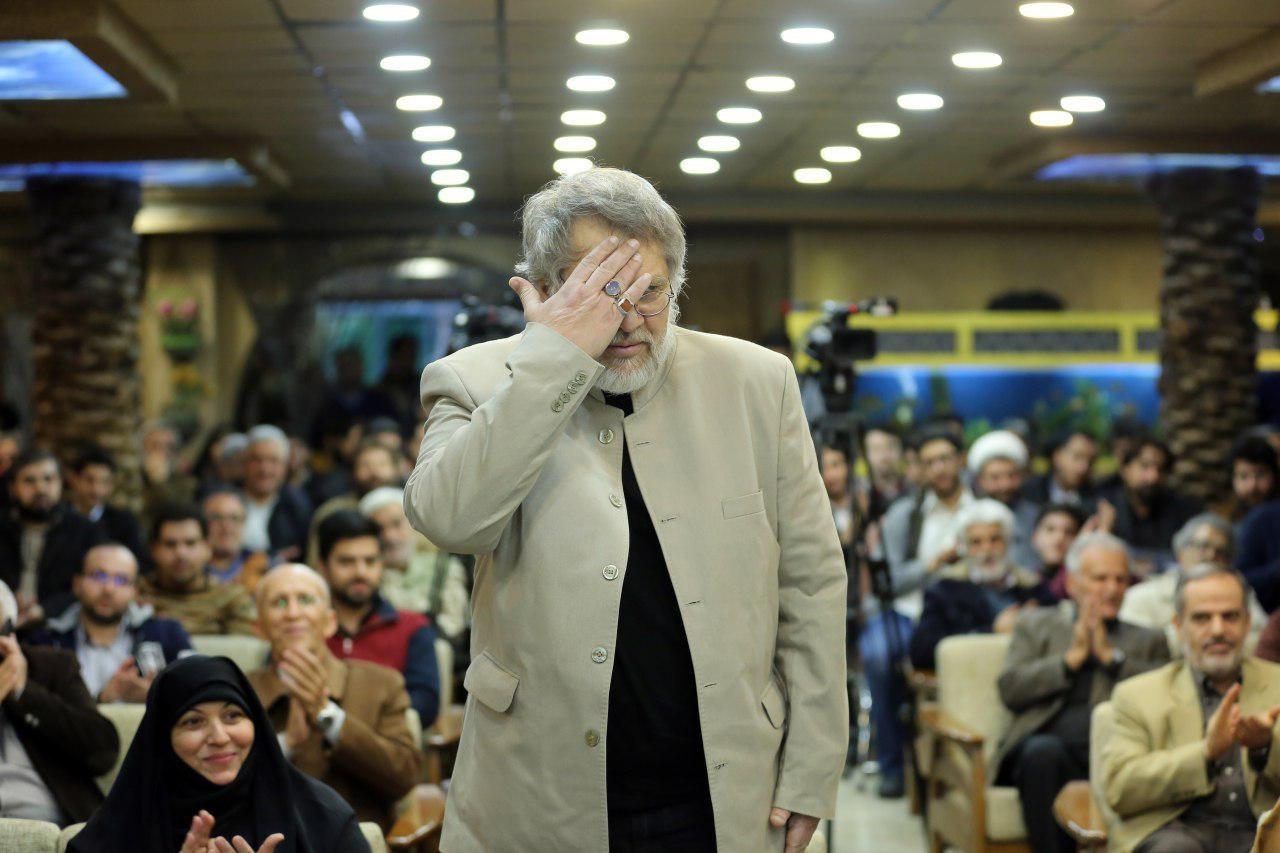 بزرگداشت آقای نادر در اوج/ عکس