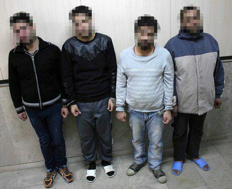 دستگیری 6 سارق با 10 فقره سرقت در چهارمحال و بختیاری