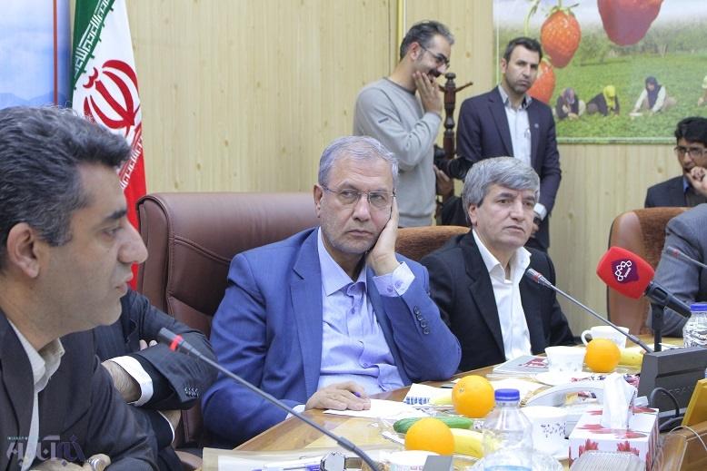 تصاویر| سفر وزیر کار به کردستان و حضور در نشست شورای اشتغال