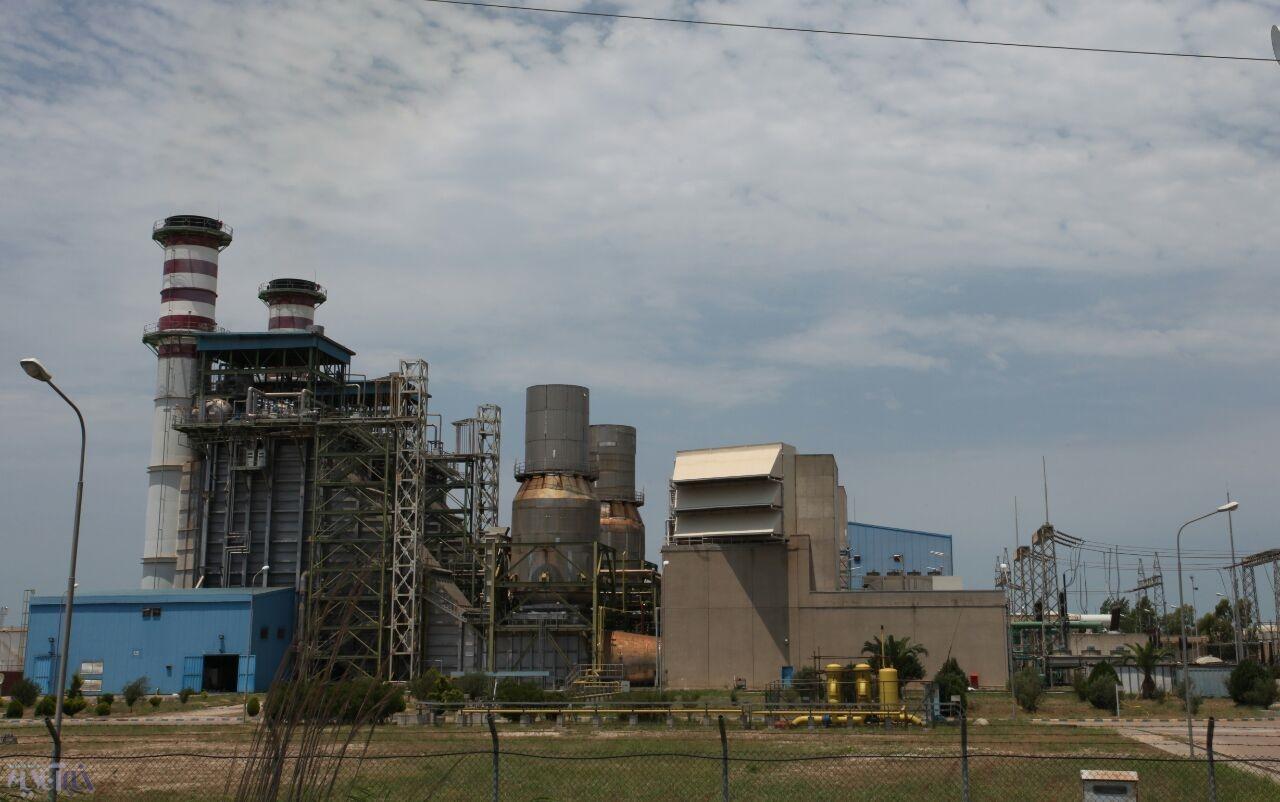 اجرای طرح حفاظت از دلویج والو اطفای حریق ترانس اصلی توربین سیکل ترکیبی نیروگاه نکا