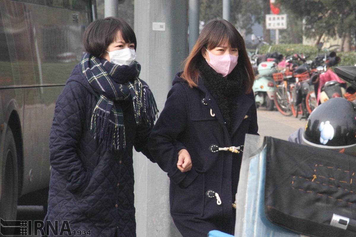 تصاویر | آلودگی هوا در پکن ۱۱ برابر حد معمول
