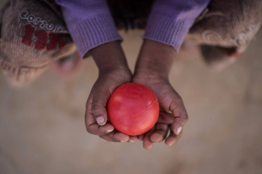 تصاویر | اسباببازی متفاوت کودکان در اردوگاه آوارگان بنگلادش