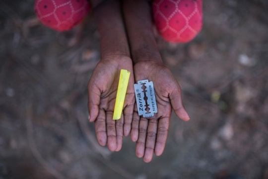 تصاویر   اسباببازی متفاوت کودکان در اردوگاه آوارگان بنگلادش