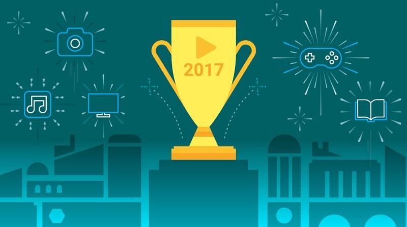 معرفی محبوبترین گیمها و اپلیکیشنهای ۲۰۱۷ فروشگاه گوگل