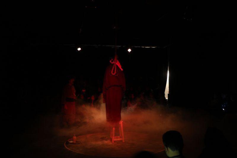 نمایش «پاشا» بار دیگر به صحنه بازگشت/ تصاویر