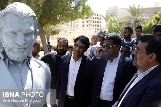 رونمایی از سردیس زندهیاد «ناصر عبداللهی» به تعویق افتاد/ عکس
